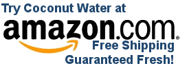 Buy Coconut Water at Amazon for under $20 and Free Shipping!!