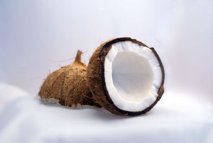 Coconut water is full of electrolytes and nutrients that rejuvenate your body post workout.